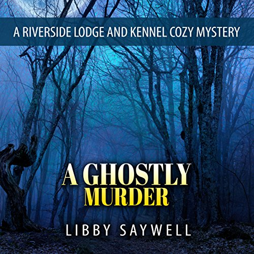 A Ghostly Murder audiobook cover art