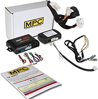 MPC Complete Factory Remote Activated Remote Start Kit for 2012-2015 Honda Civic - T-Harness - Firmware Preloaded