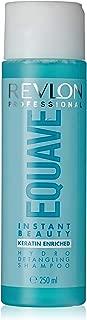 Revlon Equave Instant Beauty Hydro Detangling Shampoo for Unisex, 8.4 Ounce
