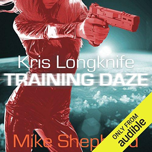Training Daze audiobook cover art