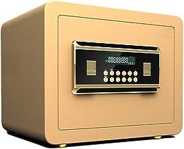 KDMB Kluizen voor Huismeubilair Ingebouwde Alarm Muur Vaste Installatie Digitale Sleutel Veilig 35 * 25 * 25cm Safebox