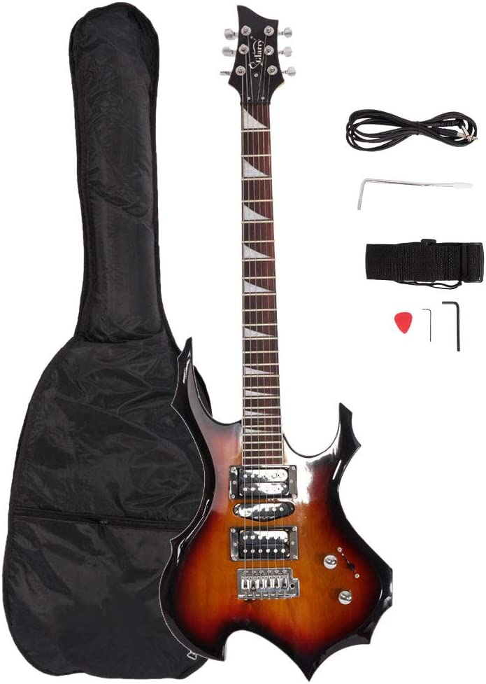 Quantity limited Electric Guitar Kit Bundle Beginner Limited time sale - Sta