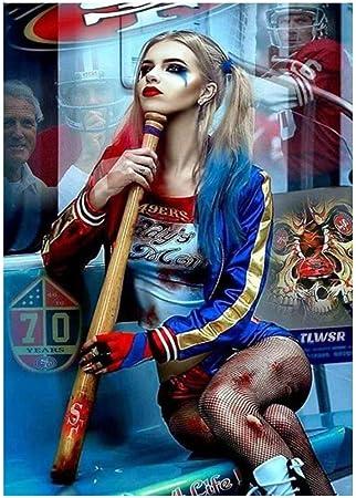 Harley Quinn 5D Diy Diamond Painting