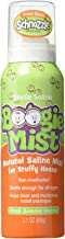 Saline Nasal Spray for Baby and Kids by Boogie Mist, Decongestant, Made with Sterile Saline, Safe for Newborn, Fresh Scent...