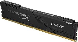 HX426C16FB3/8 - Memória HyperX Fury de 8GB DIMM DDR4 2666Mhz 1,2V para desktop