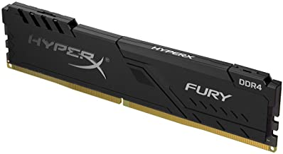 HyperX Fury 4GB 2666MHz DDR4 CL16 DIMM Black XMP Desktop Memory (HX426C16FB3/4)