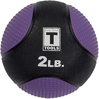 Body-Solid Tools BSTMB2 2-Pound Medicine Ball (Purple)