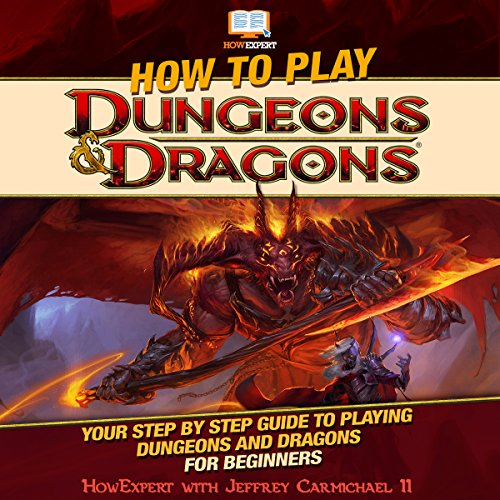 How to Play Dungeons and Dragons Titelbild