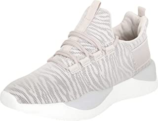 Cambridge Select Women's Low Top Lightweight Knit Mesh Zebra Lace-Up Casual Sport Fashion Sneaker