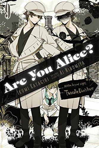 Are You Alice?, Vol. 9