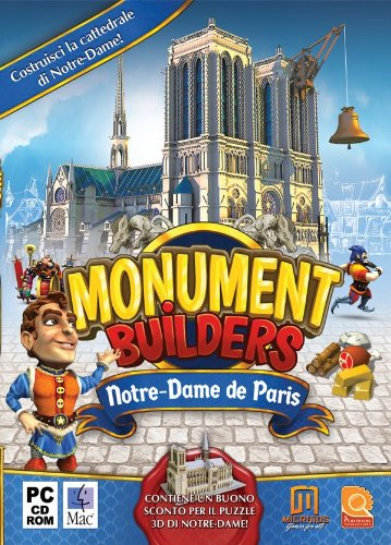 Monument Builders: Notre-Dame de Paris [WINDOWS/MAC]