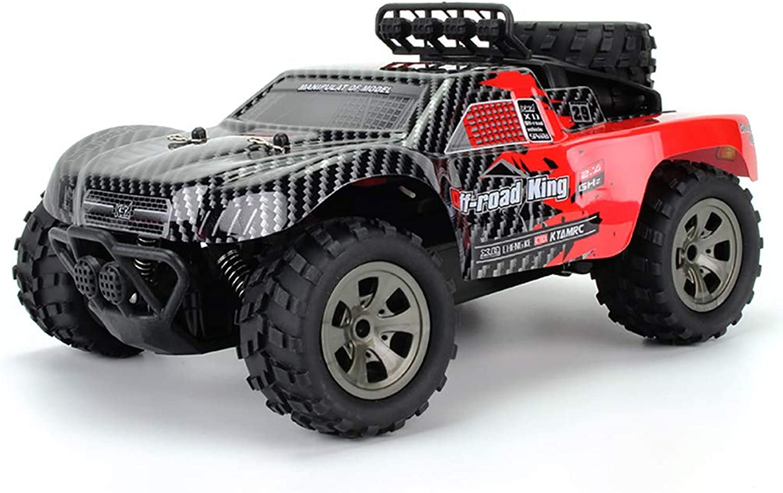 NianLH R C Rock Crawler Radio Control Vehicle high speed pickup truck model 1 18