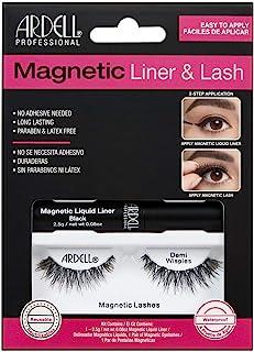 Ardell Magnetic Liquid Eyeliner & Lash - Demi Wispies