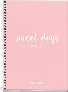 Amazon.es: Rosa - Agendas y calendarios / Calendarios ...