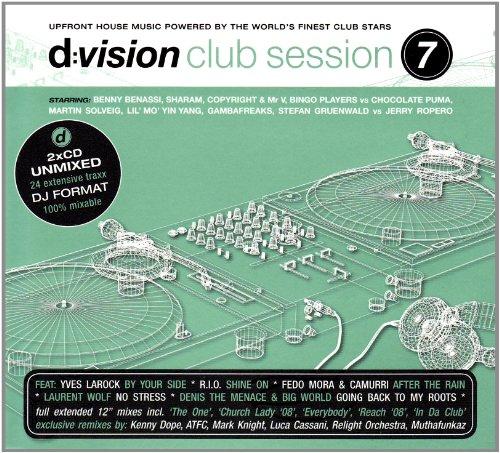D:Vision Club Session Vol.7