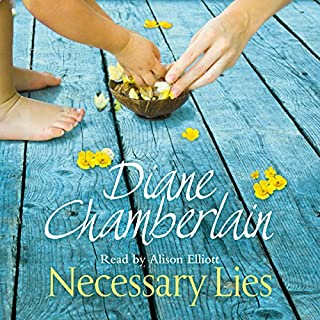Necessary Lies                   By:                                                                                                                                 Diane Chamberlain                               Narrated by:                                                                                                                                 Alison Elliott                      Length: 10 hrs and 40 mins     56 ratings     Overall 4.6