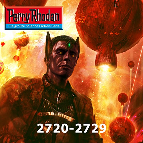 Perry Rhodan, Sammelband 33 audiobook cover art