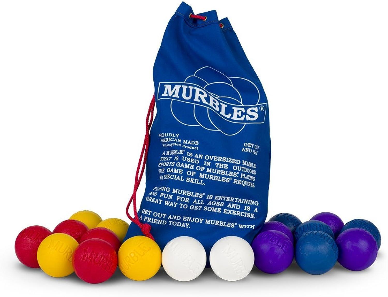 Nascar 18 Ball Murble Set