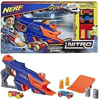 NERF Nitro Longshot Smash Toy