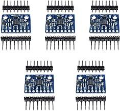 Diymore 5pcs 6DOF MPU-6050 MPU6050 Module 3 Axis Gyroscope + Accelerometer Module for Arduino