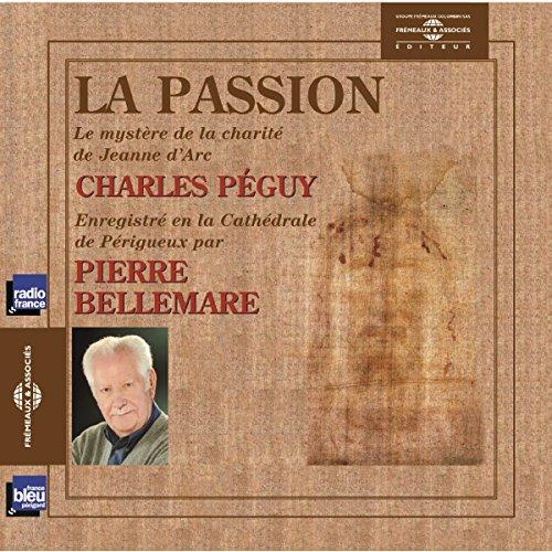 La passion audiobook cover art