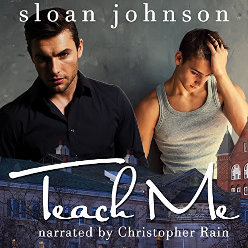 Teach Me audiobook cover art