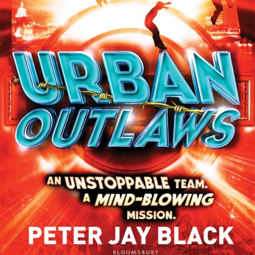 Urban Outlaws audiobook cover art