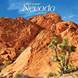 Nevada Wild & Scenic 2021 12 x 12 Inch Monthly Square Wall Calendar, USA United States of America Rocky Mountain State Nature