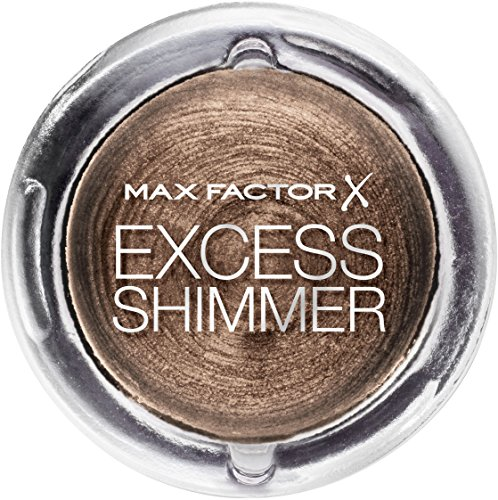 Max Factor Excess Eyeshadow 25, bronze, 1er Pack (1 x 7 ml)