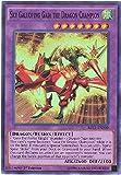 YU-GI-OH! - Sky Galloping Gaia The Dragon Champion (MIL1-EN010) - Millennium Pack 1 - 1st Edition - Super Rare