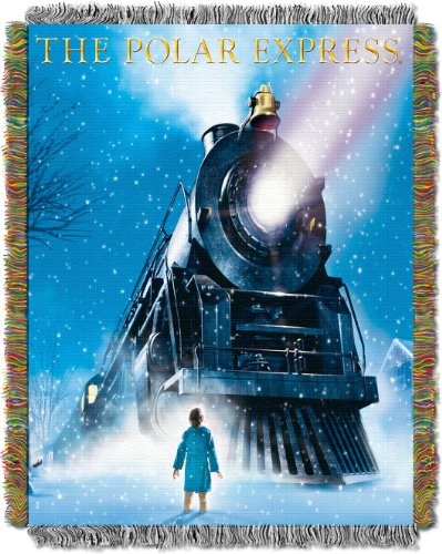 Warner Brothers Woven Tapestry Throw Blanket, 48