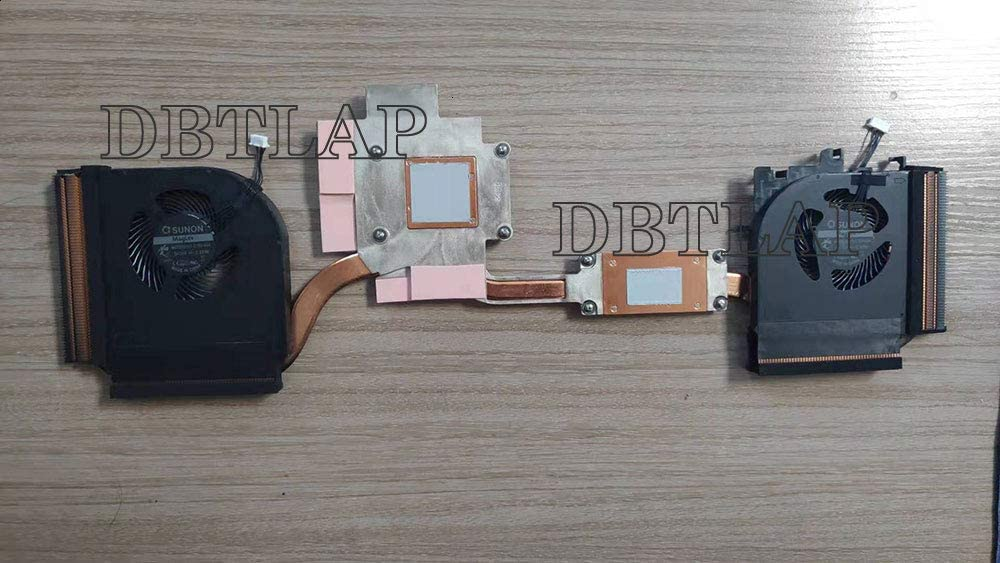 DBTLAP CPU Fan Compatible Now free shipping for P52 Popular brand with Lenovo EP520 Thinkpad