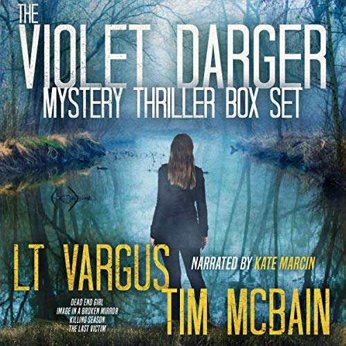 Page de couverture de The Violet Darger Mystery Thriller Box Set