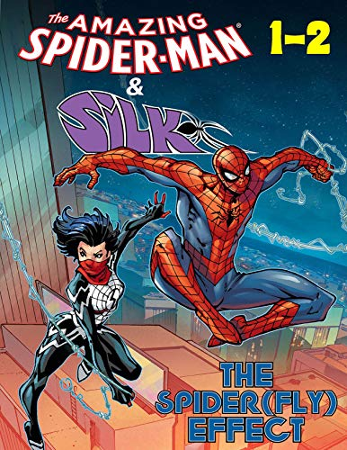 Spiderman Story: The Spider Fly Effect Comic 1 (English Edition)