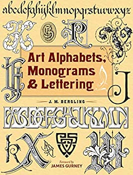 Art Alphabets Monograms and Lettering  Lettering Calligraphy Typography