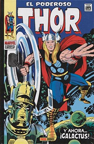 El poderoso Thor 4. Y ahora… ¡Galactus!