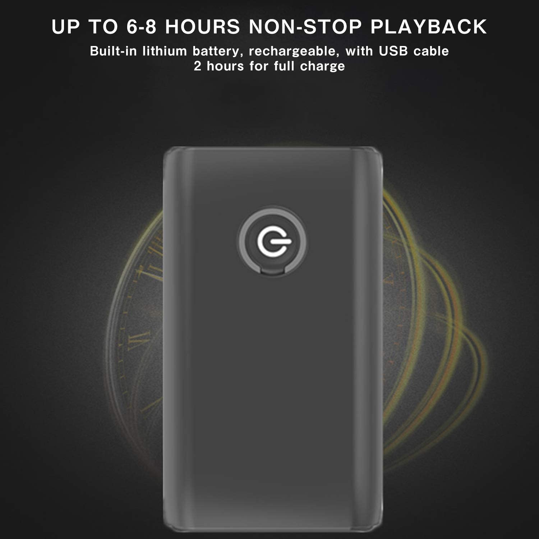 gaixample.org Headphones 2 in 1 Bluetooth 5.0 Audio Wireless ...