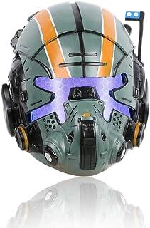 ジャック・クーパー ヘルメット デラックス タイタン 2 樹脂 LED マスク メンズ ハロウィン コスプレ コレクターエディション
