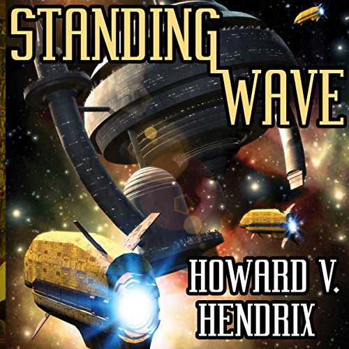 Standing Wave audiobook cover art