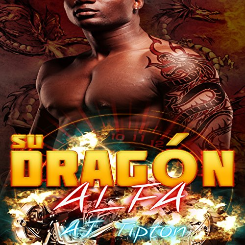 Su Dragón Alfa [Your Alpha Dragon] cover art