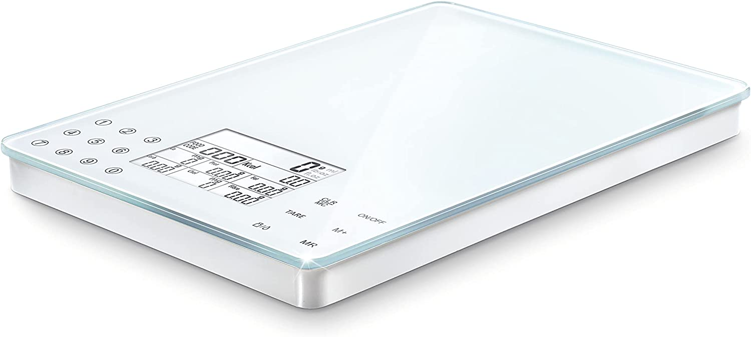 Soehnle 66130 Food New popularity Control Kitchen Scale Easy Digital Factory outlet