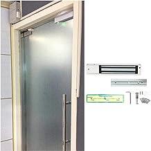 Deurslot DC 12V aluminiumlegering elektrische magnetische deurslot waterdicht elektromagnetisch slot met indicatior licht ...