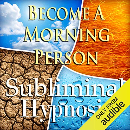 Become A Morning Person Subliminal Affirmations Titelbild