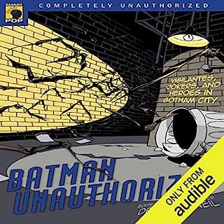 Batman Unauthorized cover art