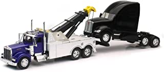 New-Ray SS-12873 Kenworth Tow Truck With Truck Cab