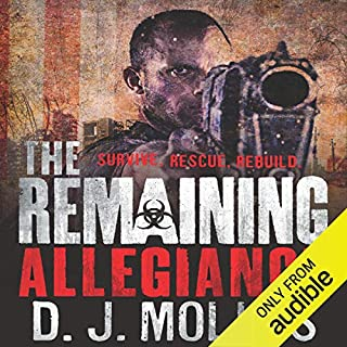 The Remaining: Allegiance cover art