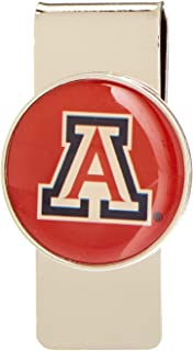 NCAAアリゾナワイルドキャッツドーム型マネークリップ