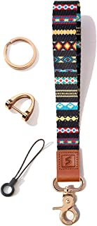 SENLLY Hand Wrist Lanyard Wristlet Strap, for Key Chain, Cell Mobile Phone, Id Badge, Card Holder