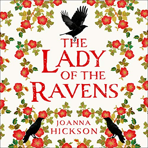The Lady of the Ravens audiobook cover art