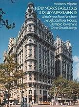 New York من خلابة وشققهم الفاخرة: مع Plans الأرضية الأصلية من Dakota ، نهر المنزل ، Olympic برج و الأخرى مباني رائعة